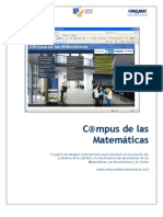 DOCUMENTO CaMPUS DE LAS MATEMATI