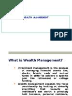 Wealth Management Business