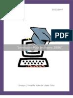Ensayo Justificación Del Plan 2006 De Secundaria