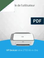 Doc HP Deskjet-2700