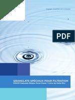 Granulats Speciaux Pour Filtration 0
