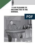 MC Seminar