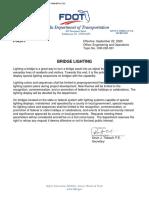 000-030-001 Bridge Lighting Policy