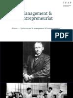 Séance 1_Management & Entrepreneuriat_Marie Cazor