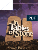 In Tables of Stone - Shawn Boonstra