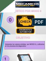 Diagnostico por Modo 6