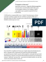 Como o Sinal Wi-Fi é Propagado na Natureza - Expectro de ondas