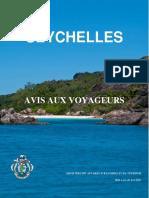 Seychelles - Avis aux Voyageurs - 26 Avril 2021 - FR