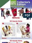 The Family Handyman Handy Hints 2009