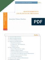 CFGS Quimica Industrial _ Mantenimiento en Plantas de Procesos