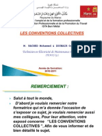 Les conventions collectives TEMI2 Gc