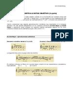 Impro 1 - Aproximación Cromática a Notas Objetivo en El Jazz