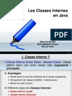 Classes Internes (1)