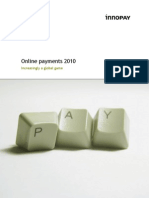 Online Payments 2010 - Increasingly a global game