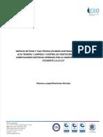 Anexo E. Alcance y especificaciones tecnicas v.F