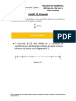 13 Cálculo II - Sumas de Riemann - semana 5