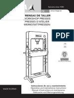 9 - Workshop presses