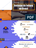 Leitor de Livros 5a Retratos Da Leitura No Brasil IPL-compac