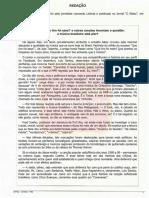 Prova de Redação UFRGS 2020