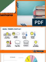 Francés X Semana Prekinder, Kinder, Primer Grado