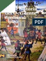 Catherine Vincent - Breve Historia Del Occidente Medieval