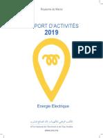 ONEE Rapport d'activités FR 2019