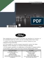 2021 Ford Car LT Truck Hybrid Warranty Version 2 Frdwa en US 07 2020