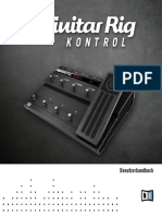 Rig Kontrol 3 Manual German