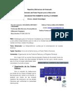 2do AÑO - GEOGRAFÍA, HISTORIA Y CIUDADANÍA - CLASE 4 FORMATIVA - III MOMENTO PEDAGÓGICO