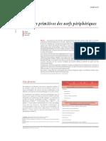 Tumeurs primitives des nerfs périphériques
