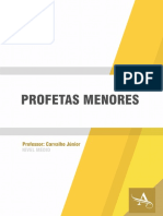 Apostila Modulo 201 Profetas Menores Carvalho Junior