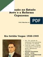 EstadoNovoReformaCapanema