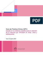 Gpc Vih Pediatria 2021