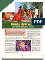 Hindu New Year - Hindu Festival