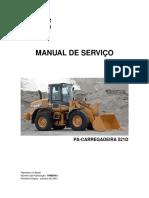 Manual de Serviço Case 521d