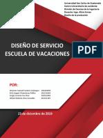 Diseño de Servicio 3