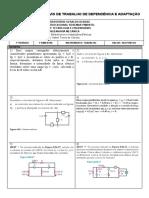 Eletrotécnica e Instalações Elétricas - Eng. Mecânica