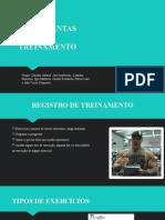 DICAS E FERRAMENTAS PARA O TREINAMENTO ATUALIZADO