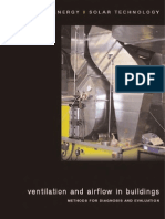 Ventilation and Airflow in Buildings