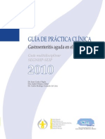 GPC Gastroenteritis aguda en el niño.