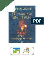 Terry Pratchett - Discworld - O Fabuloso Maurício e Seus Roedores Letrados