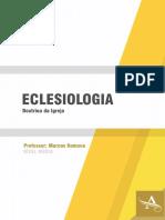 Apostila Modulo 207 Eclesiologia Marcos Romano Apostila Medio