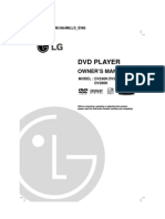 LG DV246K DVD Player Manual