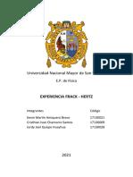 F-hertz informe 1