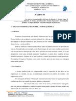 MATERIAL DE MONITORIA - 3o ESTÁGIO