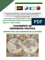 Apuntes para una Geografía de la historia