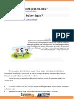 ATIVIDADES DE ED FÍSICA DO 3°ANO