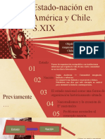 Clase 4, La Conformación Del Estado-nación en América y Chile. S.xix