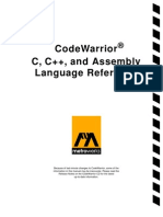 C   20and 20Assembly 20Language 20Reference