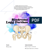 Síndrome de Legg-Calvé-Perthes PDF